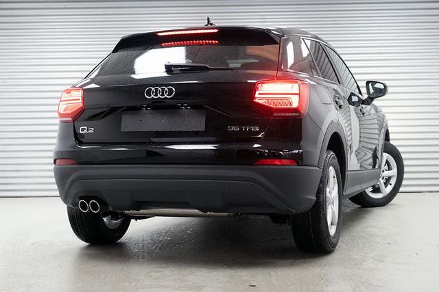Audi Q2 35 TFSI Basis - LAGER