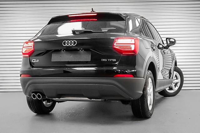 Audi Q2 35 TFSI S-Tronic Basis - LAGER