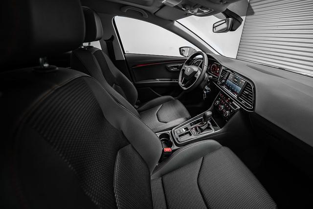 Seat Leon 2,0 TSI DSG FR - LAGER
