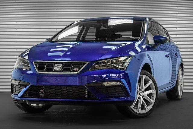Seat Leon 2,0 TSI DSG FR