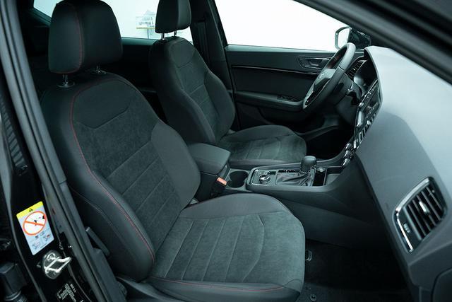 Seat Ateca 2,0 TDI DSG 4Drive FR - LAGER