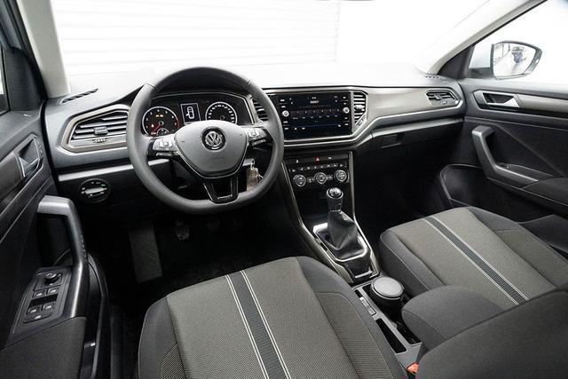 Volkswagen T-Roc 1,0 TSI Style - LAGER