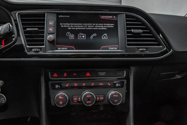 Seat Leon 1,5 TSI FR - LAGER