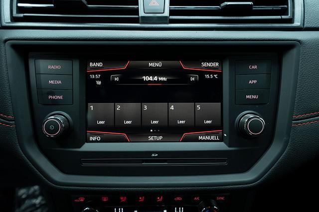 Seat Ibiza 1,0 TSI DSG FR - LAGER