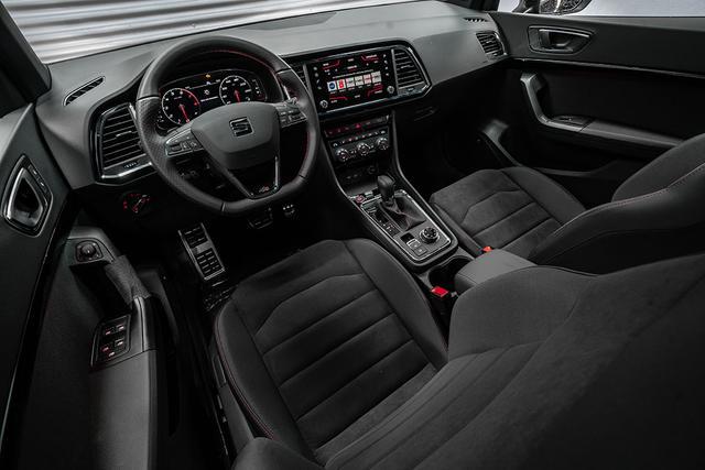Seat Ateca 2,0 TSI DSG 4Drive FR