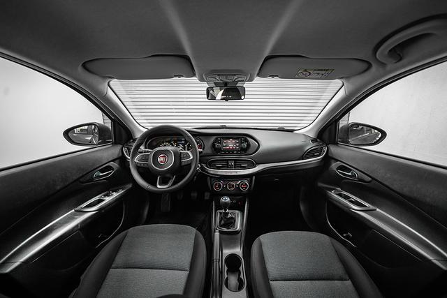 Fiat Tipo 5-Türer 5 Türer 1,4 16V POP - LAGER