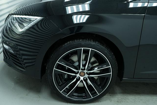 Seat Leon 2,0 TSI DSG 4Drive Cupra