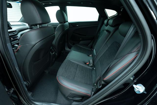 Hyundai Tucson 1,6 T-GDi DCT 4WD N-Line - LAGER