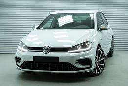 Golf - 2,0 TSI 4Motion DSG R - LAGER