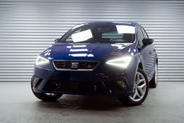 Ibiza - 1,0 TSI DSG FR - LAGER
