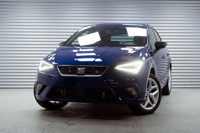 Seat Ibiza - 1,0 TSI DSG FR - LAGER