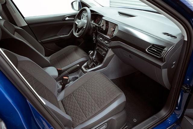Volkswagen T-Cross 1,0 TSI Style - LAGER