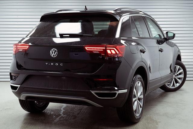Volkswagen T-Roc    1,5 TSI DSG Design