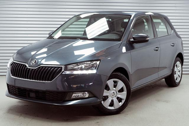 Fabia    1,0 MPI Active Plus - LAGER