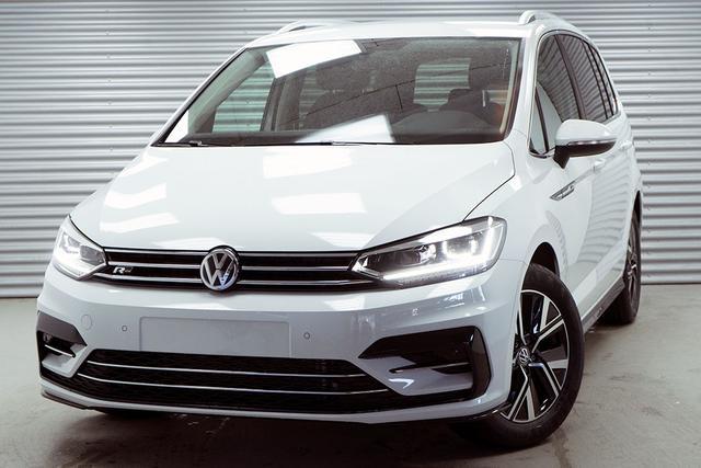 Volkswagen Touran - 1,5 TSI DSG R-Line (Highline) - LAGER