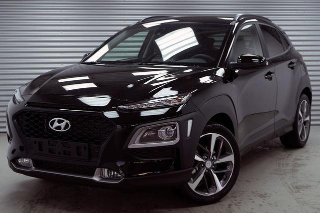 Hyundai Kona - 1,0 T-GDI 2WD Premium - LAGER Lagerfahrzeug