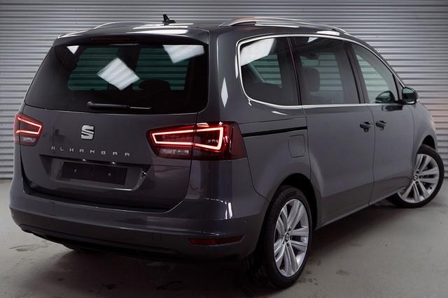 Seat Alhambra    2,0 TDI DSG Premium 7