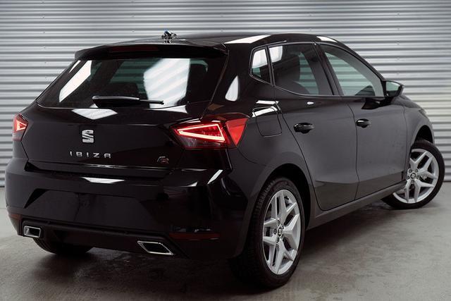 Seat Ibiza    1,0 TSI DSG FR