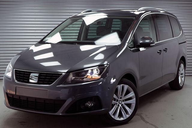 Seat Alhambra - 2,0 TDI DSG Premium 7 - LAGER