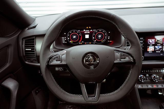 Skoda Kodiaq - 2,0 TSI 4Motion DSG Sportline - LAGER Lagerfahrzeug