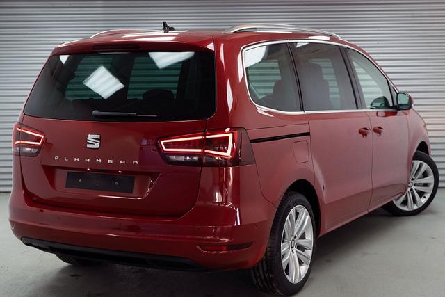 Seat Alhambra    1,4 TSI DSG Premium 7