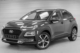 Kona - 1,6 T-GDI 2WD AT Premium - LAGER