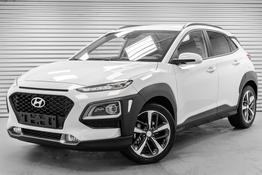 Kona - 1,6 T-GDI 4WD AT Premium - LAGER