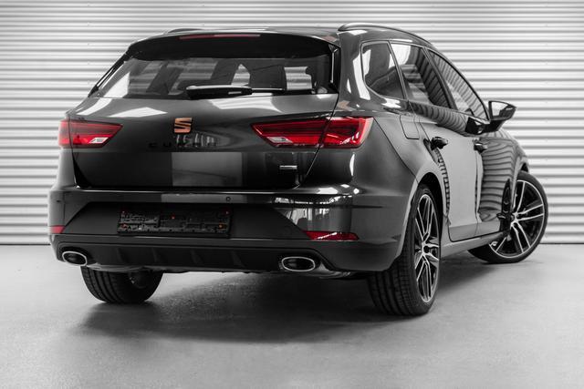 Seat Leon Sportstourer ST    2,0 TSI DSG Cupra - LAGER
