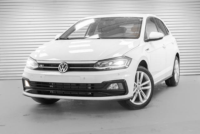 Volkswagen Polo 1,0 TSI R-Line - LAGER