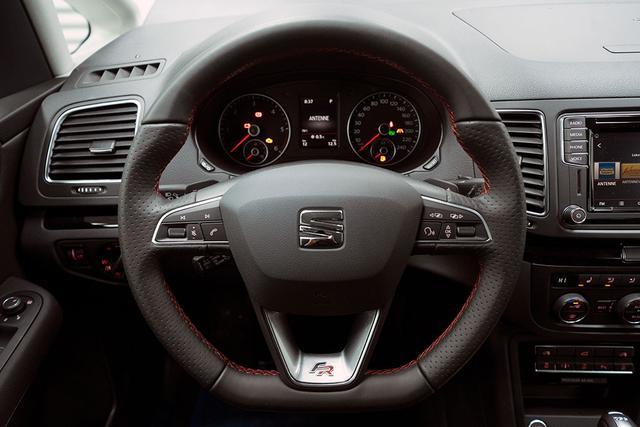Seat Alhambra - 2,0 TDI DSG 4x4 FR-Line - LAGER Lagerfahrzeug
