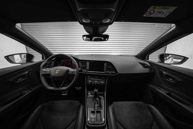 Seat Leon Sportstourer ST 2,0 TSI DSG 4Drive Cupra - LAGER
