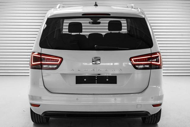 Seat Alhambra 2,0 TDI DSG Xcellence - LAGER