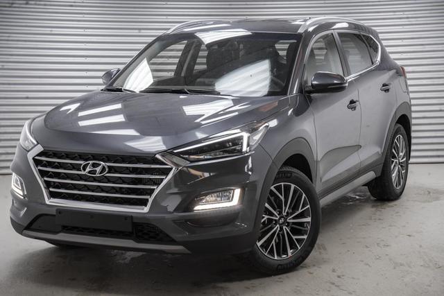 Hyundai Tucson - 2,0 CRDI AT 4WD Premium - LAGER
