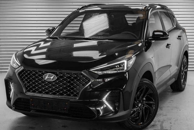 Hyundai Tucson - 2,0 CRDI MT 4WD N-Line - LAGER
