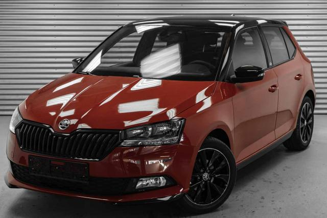 Skoda Fabia - 1,0 TSI Monte Carlo - LAGER Vorlauffahrzeug kurzfristig verfügbar