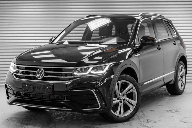 VW Tiguan neues Modell 2,0 TDI DSG 4Motion R-Line - LAGER