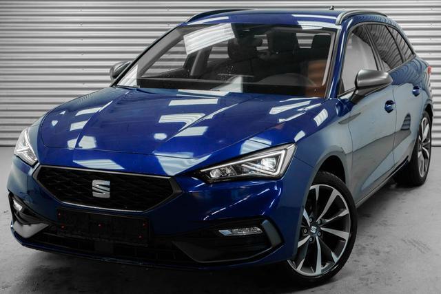 Seat Leon Sportstourer ST - neues Modell 1,5 TSI FR - LAGER