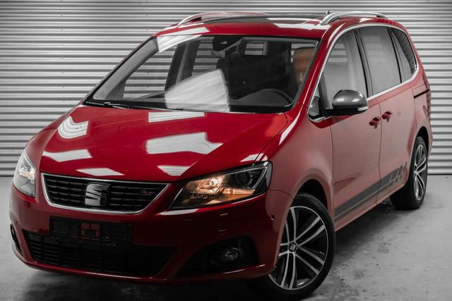 Seat Alhambra - 2,0 TDI DSG FR-Line - LAGER Vorlauffahrzeug