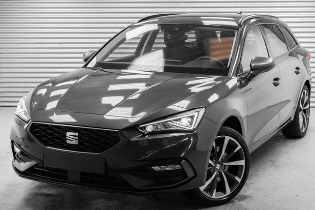 Seat Leon Sportstourer ST - neues Modell 2,0 TDI DSG FR