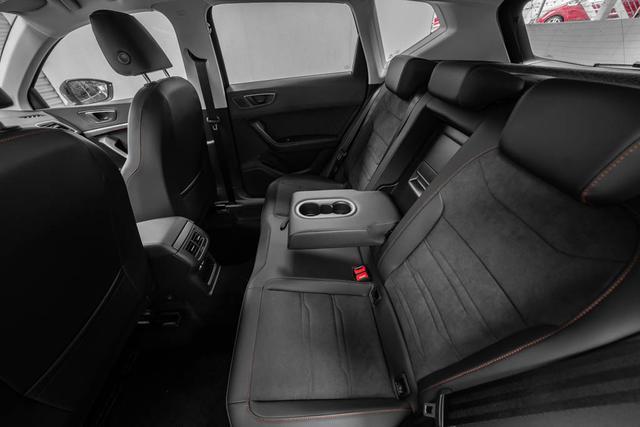Seat Ateca Facelift 2,0 TSI DSG 4Drive FR - LAGER