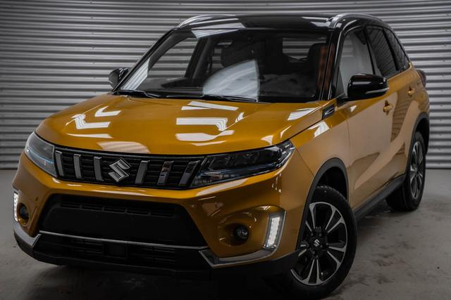 Suzuki Vitara - 1,4 2WD Mild Hybrid GLX - LAGER Vorlauffahrzeug