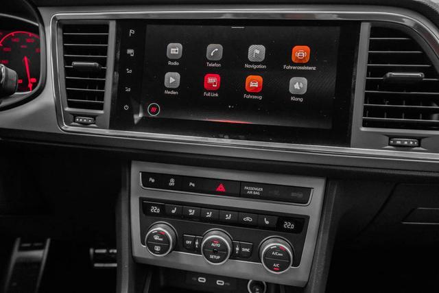 Seat Ateca Facelift 2,0 TDI DSG 4x4 FR - LAGER