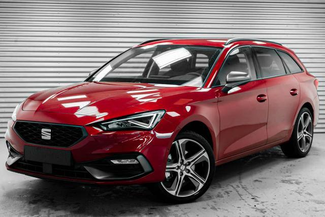 Seat Leon Sportstourer ST - neues Modell 2,0 TDI DSG FR - LAGER