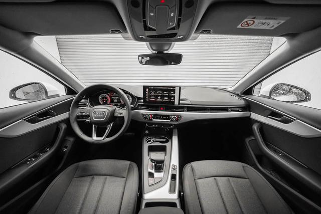 Audi A4 Avant 35 TFSI S-tronic Basis - LAGER