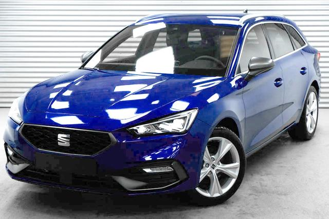Seat Leon Sportstourer ST - 1,5 eTSI DSG FR - LAGER