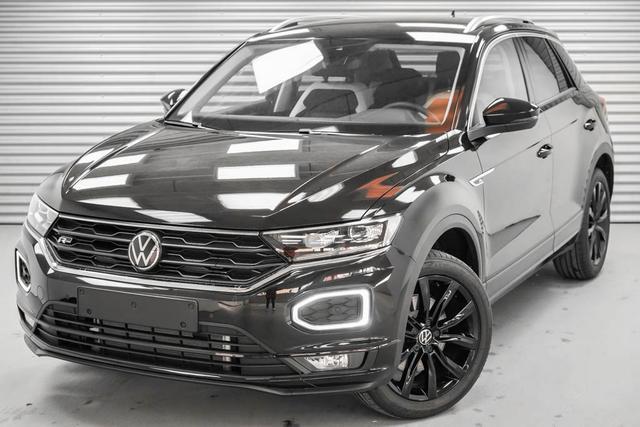 Volkswagen T-Roc - 2,0 TDI DSG 4Motion R-Line - LAGER