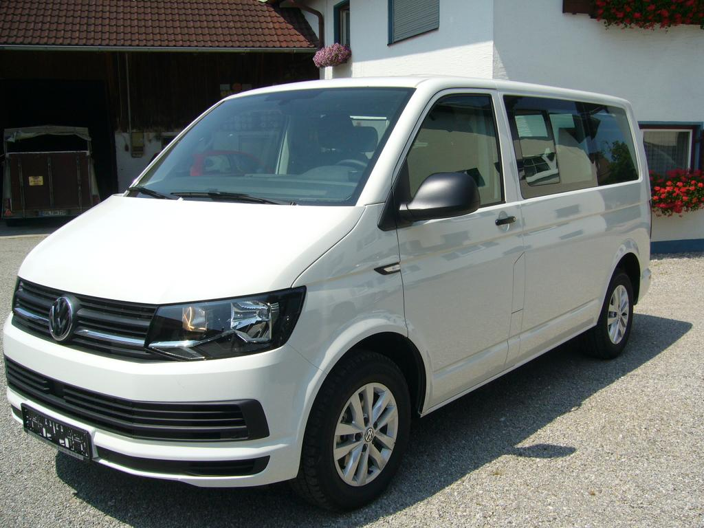 volkswagen t6 multivan 2 0 tdi eu6 scr bmt trendline neues modell 2016 110kw 150ps euro 6 7. Black Bedroom Furniture Sets. Home Design Ideas