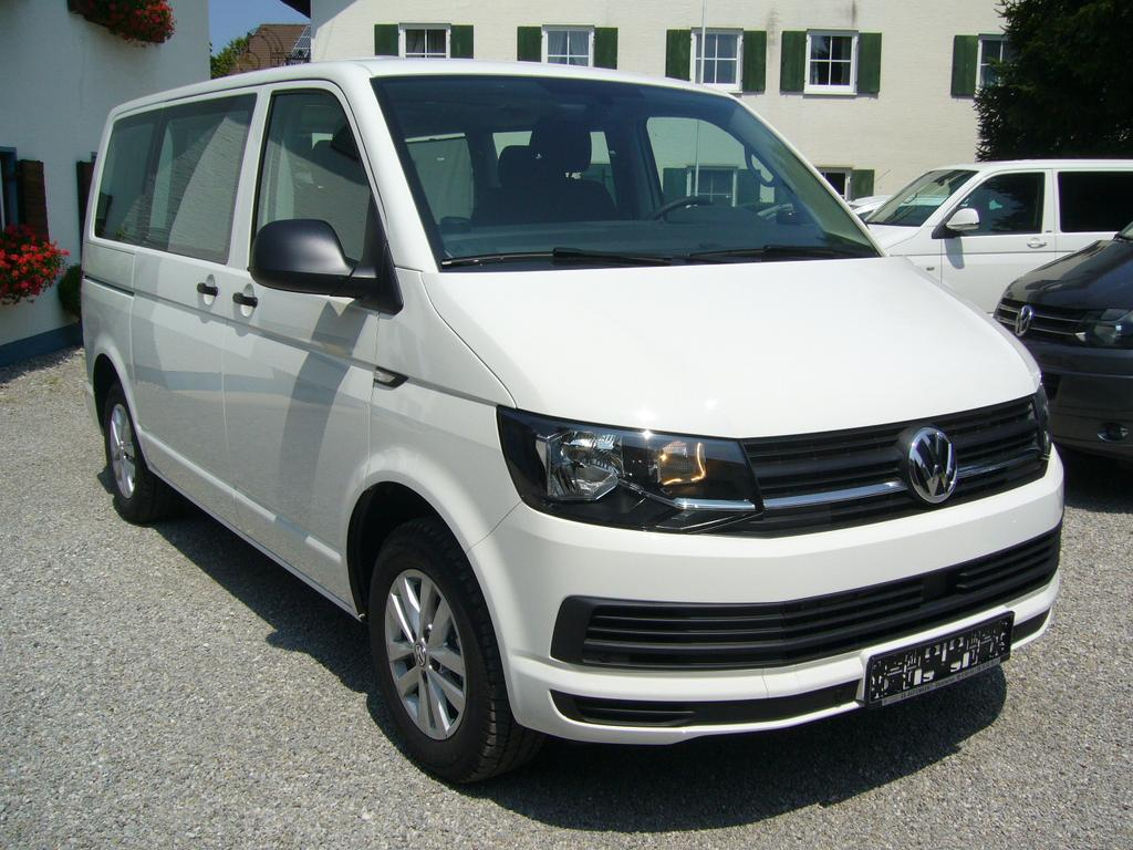 volkswagen t6 multivan 2 0 tdi eu6 scr bmt trendline 110kw 150ps euro 6 7 sitze tempomat. Black Bedroom Furniture Sets. Home Design Ideas