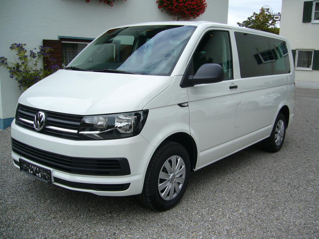 volkswagen t6 multivan 2 0 tdi eu6 scr bmt trendline 110kw 150ps euro 6 tempomat climatronic. Black Bedroom Furniture Sets. Home Design Ideas