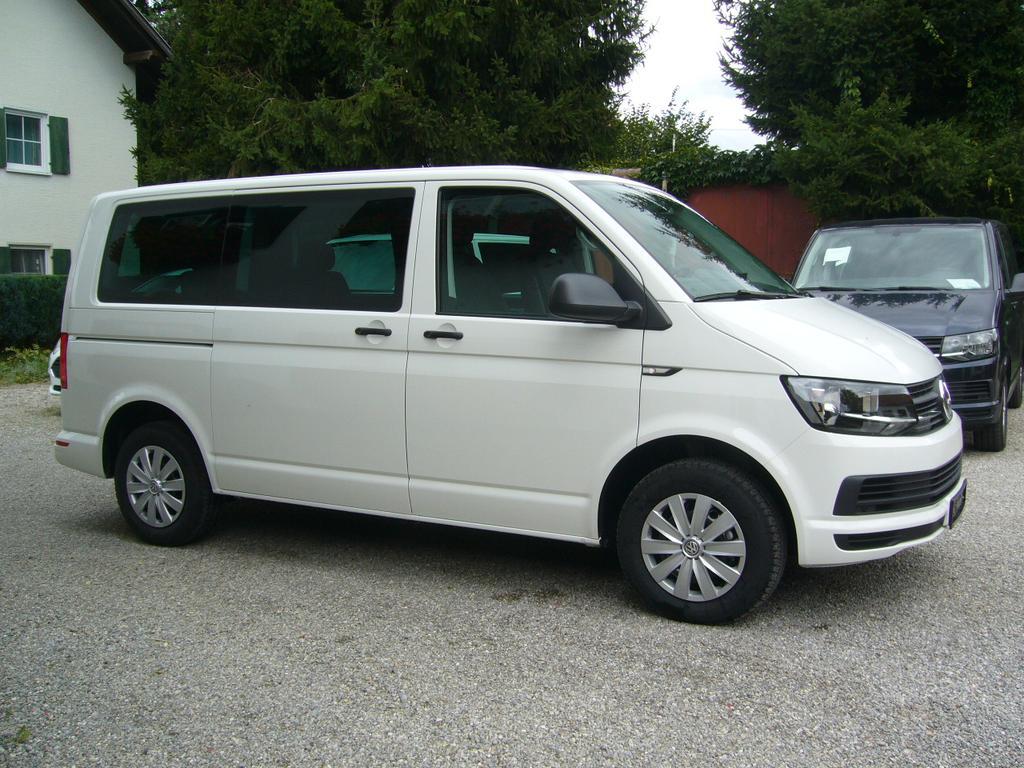Volkswagen T6 Multivan EU Neufahrzeuge und deutsche ...